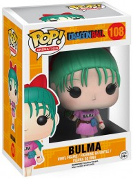 Figurine Pop Dragon Ball #108 Bulma / Dragon Ball pas chère