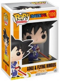Figurine Pop Dragon Ball #109 Goku & Nuage Magique / Dragon Ball pas chère