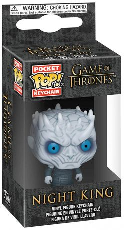 Figurine Funko Pop Game of Thrones #00 Roi de la Nuit - Porte-clés