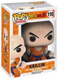 Figurine Pop Dragon Ball #110 Krillin / Dragon Ball Z pas chère