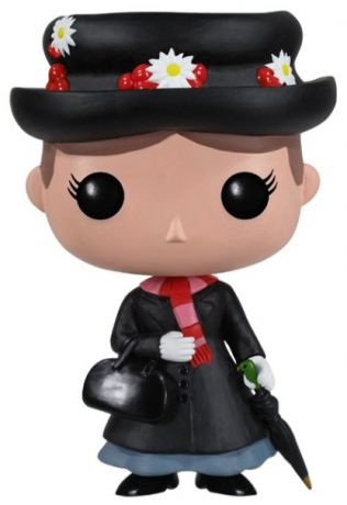 Figurine Funko Pop Disney premières éditions [Disney] #51 Mary Poppins