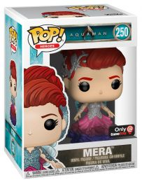 Figurine Funko Pop Aquaman [DC] #250 Mera