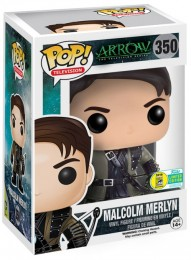 Figurine Pop Arrow [DC] #350 Malcom Merlyn pas chère
