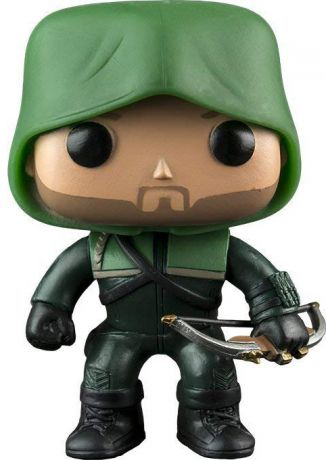 Figurine Funko Pop Arrow [DC] #208 Arrow démasqué