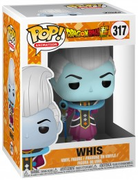 Figurine Pop Dragon Ball #317 Whis / Dragon Ball Super pas chère