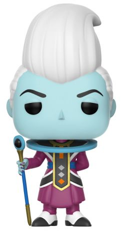 Figurine Funko Pop Dragon Ball #317 Whis (DBS)