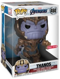 Figurine Funko Pop Avengers : Endgame [Marvel] #460 Thanos - 25 cm