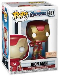 Figurine Funko Pop Avengers : Endgame [Marvel] #467 Iron Man