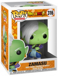 Figurine Pop Dragon Ball #316 Zamasu / Dragon Ball Super pas chère