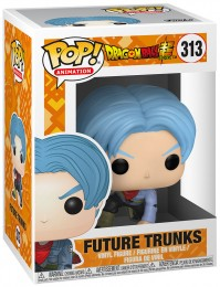 Figurine Pop Dragon Ball #313 Trunks du Futur / Dragon Ball Super pas chère