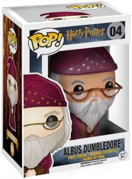 Figurine Funko Pop Harry Potter 5863 - Albus Dumbledore (04) pas chère