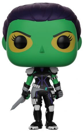 Figurine Funko Pop Les Gardiens de la Galaxie: The Telltale Series #277 Gamora