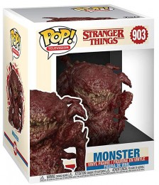 Figurine Funko Pop Stranger Things #903 Monstre - 15 cm