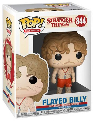 Figurine Funko Pop Stranger Things #844 Billy sauveur