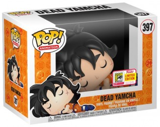 Figurine Pop Dragon Ball #397 Yamcha Mort / Dragon Ball Z pas chère