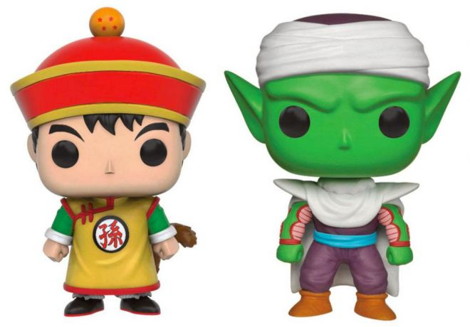Figurine Funko Pop Dragon Ball #00 Gohan & Piccolo - 2 Pack (DBZ)
