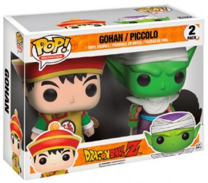 Figurine Pop Dragon Ball  Gohan & Piccolo - 2 Pack / Dragon Ball Z pas chère