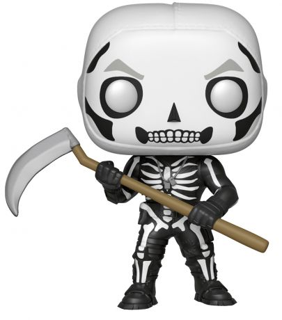Figurine Funko Pop Fortnite #438 Skull Trooper - Brillant dans le noir