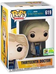 Figurine Funko Pop Doctor Who #619 Le 13e Docteur