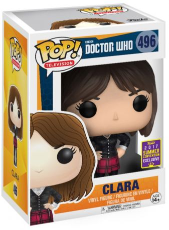 Figurine Funko Pop Doctor Who #496 Clara Oswald