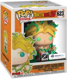 Figurine Funko Pop Dragon Ball #623 Broly - 15 cm