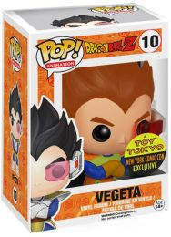 Figurine Funko Pop Dragon Ball #10 Vegeta - Planet Arlia (DBZ)