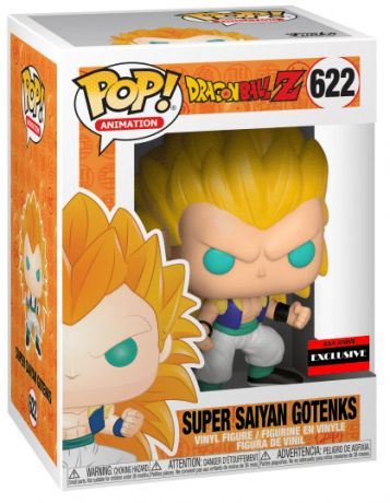 Figurine Funko Pop Dragon Ball #622 Super Saiyan Gotenks (DBZ)