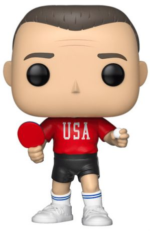 Figurine Funko Pop Forrest Gump #770 Forest Gump Ping Pong