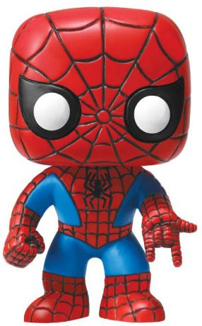 Figurine Funko Pop Marvel Comics #03 Spider Man