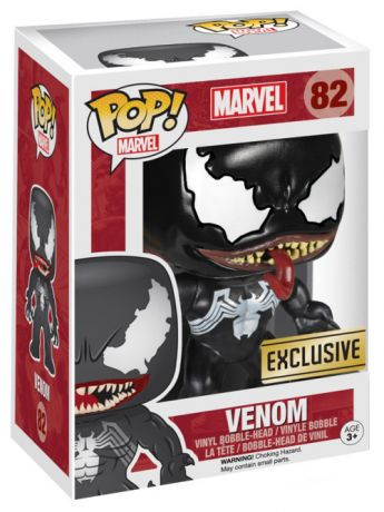 Figurine Funko Pop Marvel Comics #82 Venom