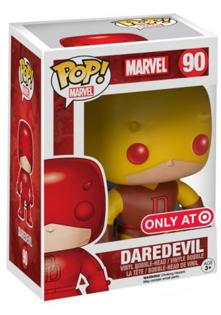 Figurine Funko Pop Marvel Comics #90 Daredevil - Jaune