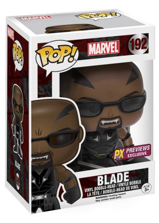 Figurine Funko Pop Marvel Comics #192 Blade