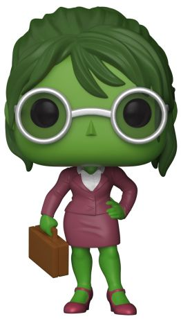Figurine Funko Pop Marvel Comics #301 She-Hulk avocate