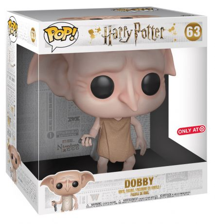 Figurine Funko Pop Harry Potter #63 Dobby - 25 cm