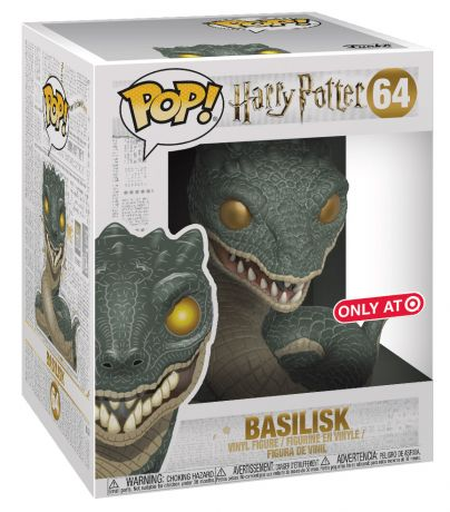 Figurine Funko Pop Harry Potter #64 Basilic - 25 cm