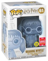 Figurine Funko Pop Harry Potter #61 Mimi Geignarde - Brillant dans le noir