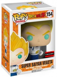 Figurine Pop Dragon Ball #154 Super Saiyan Vegeta / Dragon Ball Z pas chère