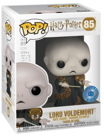 Figurine Funko Pop Harry Potter #85 Lord Voldemort avec Nagini