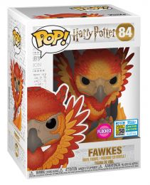 Figurine Funko Pop Harry Potter #84 Fumseck - Floqué
