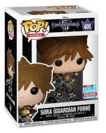Figurine Funko Pop Kingdom Hearts #405 Sora forme guardien - Fall Convention