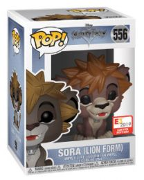 Figurine Funko Pop Kingdom Hearts #556 Sora en Lion