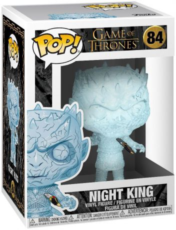 Figurine Funko Pop Game of Thrones #84 Roi de la nuit - Christal