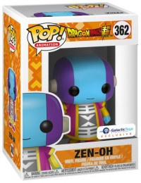 Figurine Pop Dragon Ball #362 Zen'ô / Dragon Ball Super pas chère