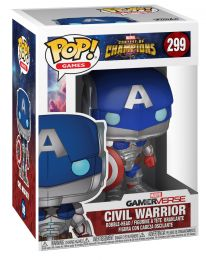 Figurine Funko Pop Tournois des Champions [Marvel] #299 Civil Warrior