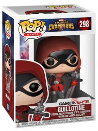 Figurine Funko Pop Tournois des Champions [Marvel] #298 Guillotine