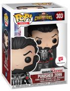 Figurine Funko Pop Tournois des Champions [Marvel] #303 Punisher 2099