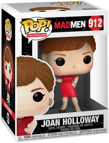Figurine Funko Pop Mad Men #912 Joan Holloway