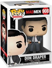 Figurine Funko Pop Mad Men #908 Don Draper