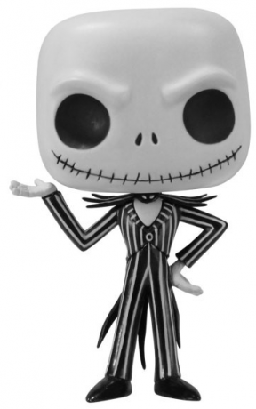 Figurine Funko Pop Disney premières éditions [Disney] #15 Jack Skellington