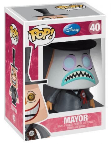 Figurine Funko Pop Disney premières éditions [Disney] #40 Mayor